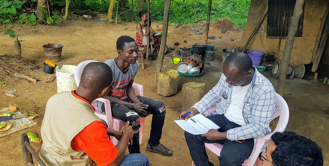 In Liberia, the RESADE team identified lack of oversight over existing policies as some of the major problems. There is also no adequate gender focus and climate-smart agriculture program to define the role of water in poverty alleviation and food security.